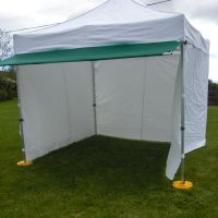 3m Gazebo Awning Accessory - Green