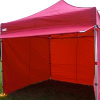 3m Gazebo Awning Accessory - Red